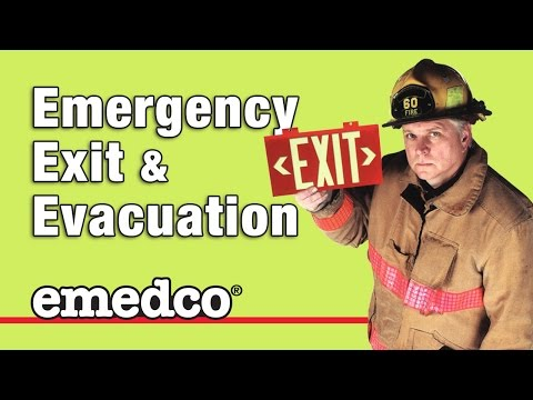 Emergency Exit and Evacuation