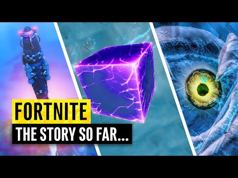 Download Fortnite | The Story So Far... All Live Events And Cinematics (Season 3 – Season 9) HD Mp4 3GP Video and MP3