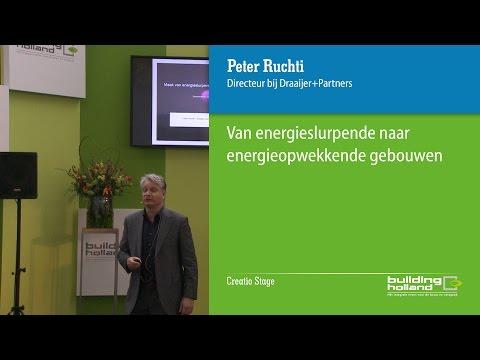 Van energieslurpende naar energieopwekkende gebouwen