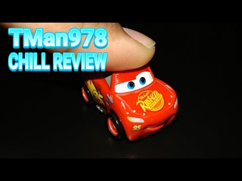 "3 ""CARS 3"" Die-Cast Mini Racers Blind Bags Opening CHILL REVIEW"