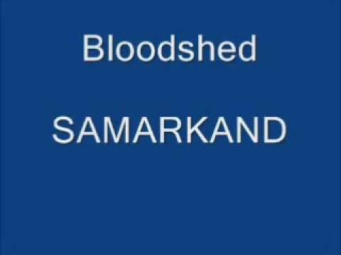 Bloodshed - Samarkand (lirik) Mp3