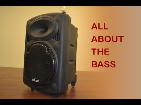 First Time in India British Audio S10 Trolley Speakers – Unboxing & review
