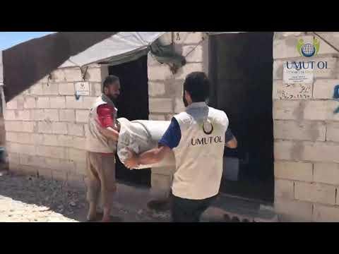 Suriye Briket Ev Projesi 2020
