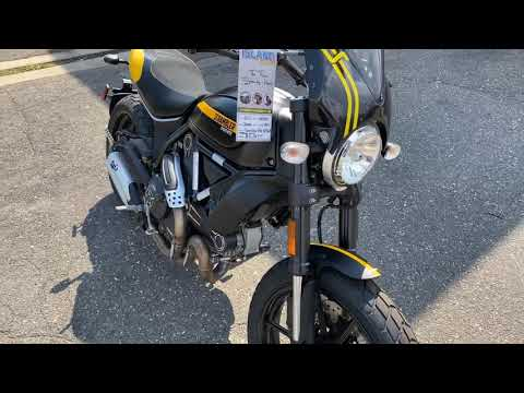 2017 Ducati Scrambler Full Throttle in Massapequa, New York - Video 1
