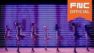 AOA   단발머리(Short Hair) MV Silhouette Dance Full Ver.