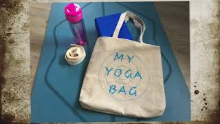 Yoga Tote Collection