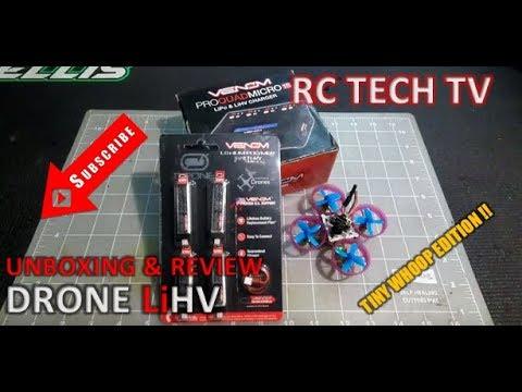 review--venom-drone-series-220mah-hv-lipo-tiny-whoop-batteries--video-1-of-2-