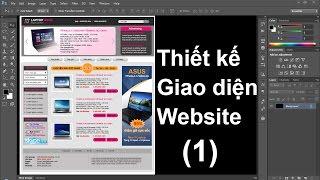 Thiết kế website bằng photoshop [phan-1]
