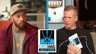 Santana Moss opens up about experience playing at Miami   Chris Simms Unbuttoned   NBC Sports