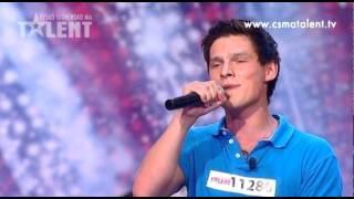 Pavel Callta | Česko Slovensko má talent 2011