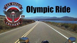 SDCMC Olympic Ride