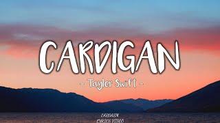 CARDIGAN (Lyrics) - Taylor Swift by Eargasm Lyrics Video