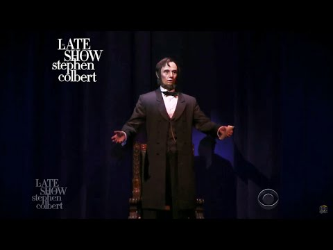 Abraham Lincoln Doesn't Want Trump In The Hall Of Presidents