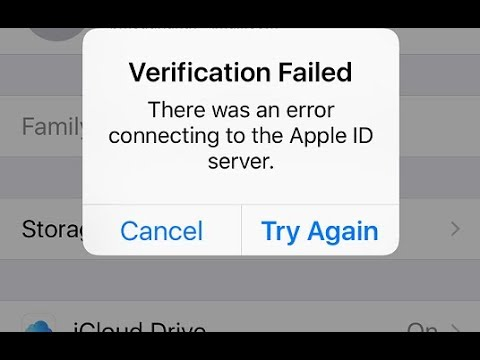 mp4 Verification Failed Apple Id, download Verification Failed Apple Id video klip Verification Failed Apple Id