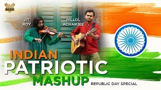 Indian Patriotic Songs Mashup 2019 | Republic Day Special | A Tribute To Indian Army - Download this Video in MP3, M4A, WEBM, MP4, 3GP