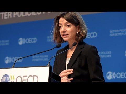 ΟΟΣΑ: Επιβραδύνεται η παγκόσμια ανάπτυξη