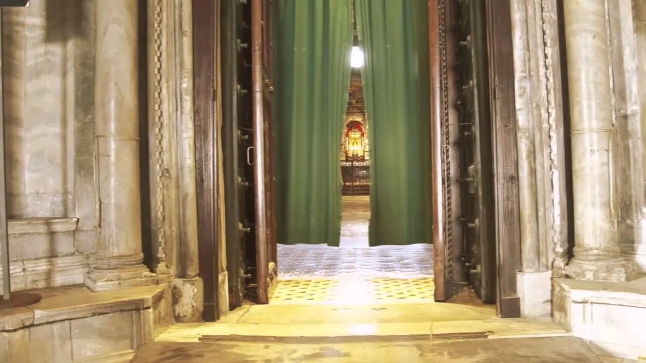 Timelapse mosaici pavimentali Basilica di San Marco