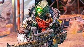Borderlands 3 - 20 Minutes FL4K Open World Boss Fight Gameplay 4K-60FPS (NEW 2019)