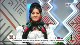 Maria Codrea - Ajuta-ne maicuta  ETNOTV August 2016