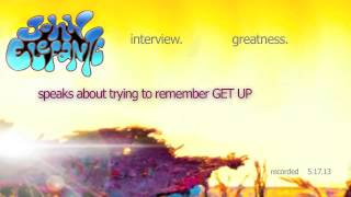 31. John Elefante speaks about trying to remember GET UP