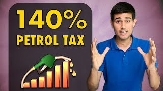 Reality of Petrol Price Hike by Dhruv Rathee | Huge Tax Increase