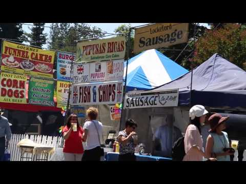 Video of Connoisseurs' Marketplace