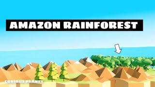 Amazon Rainforest Explained - Why Is It Important to Us? AKA Amazonia the Amazon Jungle 3D animation