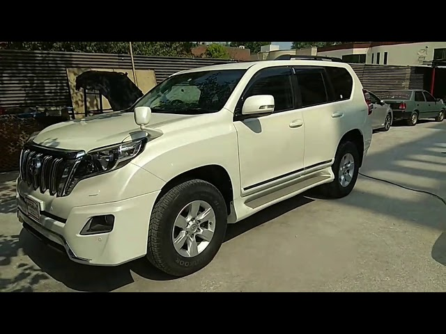 Toyota Prado TX L Package 2.7 2014 for Sale in Lahore
