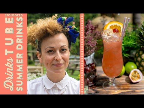 Video Hurricane Rum Cocktail | Shev