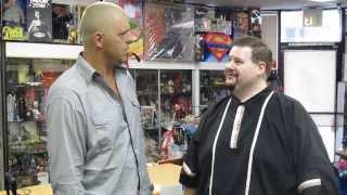 Dustin Rhodes aka Goldust – Fan Wrestling Promo – July 3, 2013
