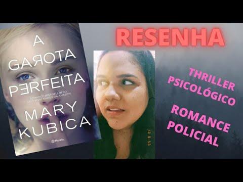 Livro A garota perfeita- Resenha