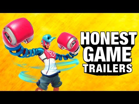 ARMS (Honest Game Trailers)