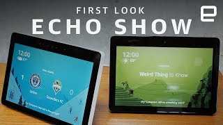 Amazon Echo Show First Look