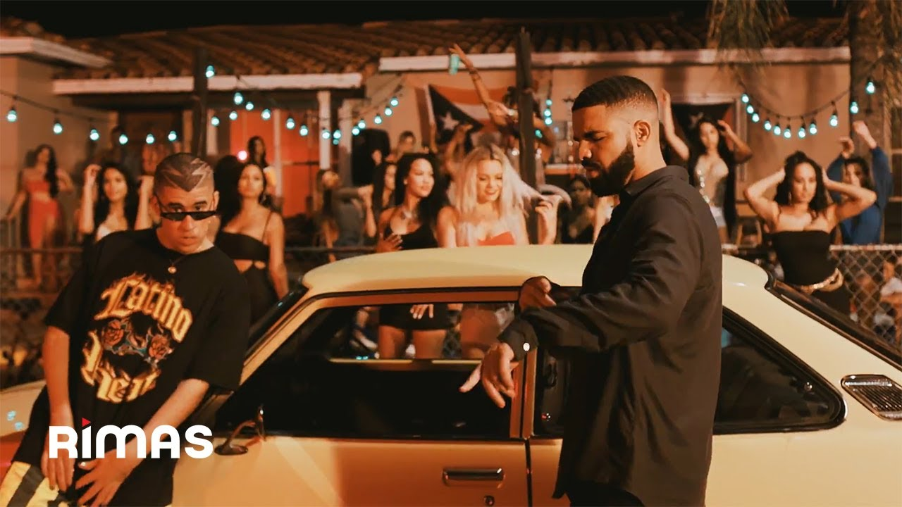 Bad Bunny ft. Drake — Mia