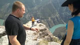 Поездка в Дагестан Люди Море Горы