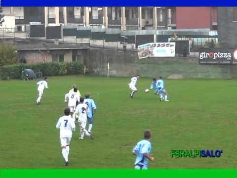 Preview video FERALPISALO´-ALBINOLEFFE 0-2 (Berretti)