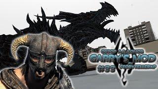 #33 Обзор Аддонов Garry's Mod - СКАЙРИМ!