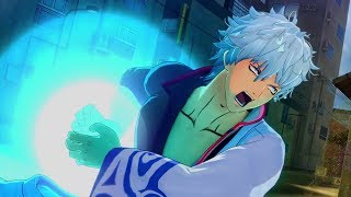 KAMEHAMEHA! Epic, Action-Packed Trailer for Gintama Rumble: Project Last Game on PS4 [OFFICIAL]