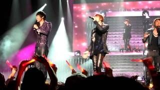 You're - JYJ World Tour Concert in Vancouver (HD FANCAM)