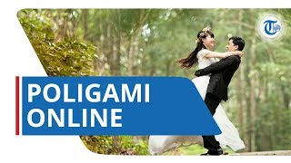 Viral Kemunculan Aplikasi Poligami Online, Ternyata Begini Cara Kerjanya