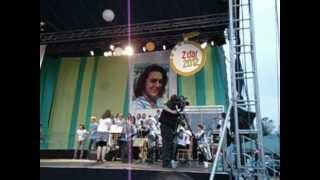 Kéž poznají nás po ovoci - hymna CSM Žďár nad Sázavou 2012