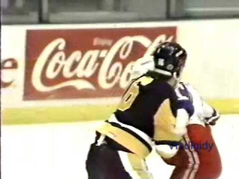 Chris Nilan vs. Jay Caufield