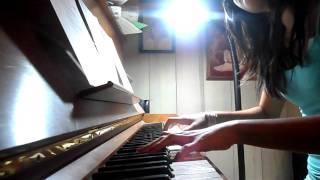 Take Me As I Am - FM Static (Piano Cover)