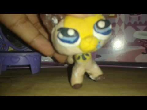 This Is My Clay Lps Shorthair Cat Colli Path Lps Video