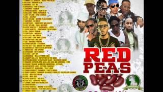 Cd Banging Red Peas Dancehall Mix 2017 Feb Alkaline Vybz