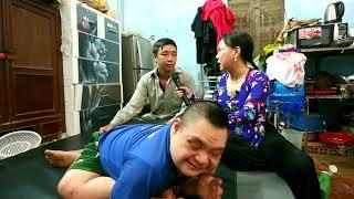 Việt Hương Đi Từ Thiện Ở Cần Thơ
