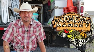 From Ranch To Market - Our Farmers Market Process