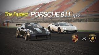 The fastest Porsche 991 vs Lamborghini Huracan Performante
