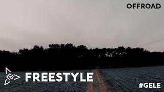FREESTYLE : première vidéo freestyle avec le nouveau drone !!! OFFROAD # 1_GELE