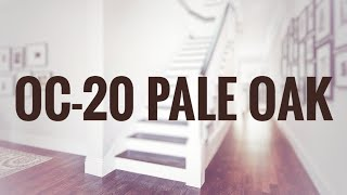 PALE OAK BENJAMIN MOORE | NEUTRAL COLOR PAINTING | COLOUR REVIEW